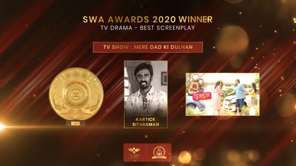 TV Drama - Best Screenplay
